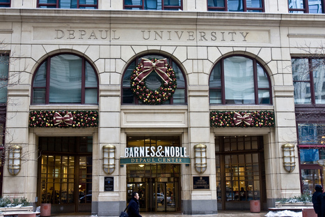 Barnes & Noble Education is Opening College Bookstores Right and Left | The Digital Reader | Archive and Library Go Digital | Scoop.it