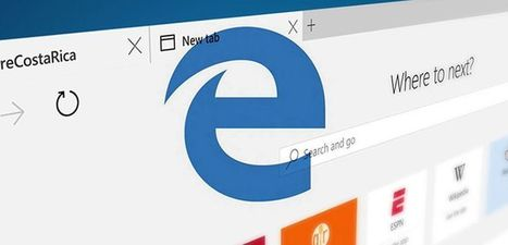 Microsoft Edge será un lector de ebooks además de navegador | Litteris | Scoop.it