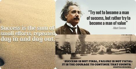 3 Famous Success Quotes Entrepreneurs Should Ke