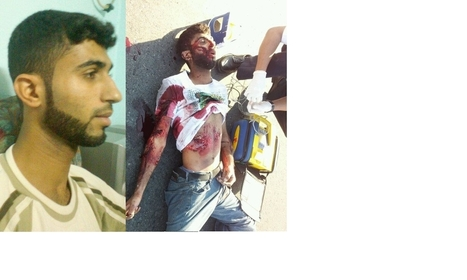 AbuSaiba, #Bahrain :   Ali AlQassab  is run over by 'security forces'  =  Muderous Khalifas! | Human Rights and the Will to be free | Scoop.it