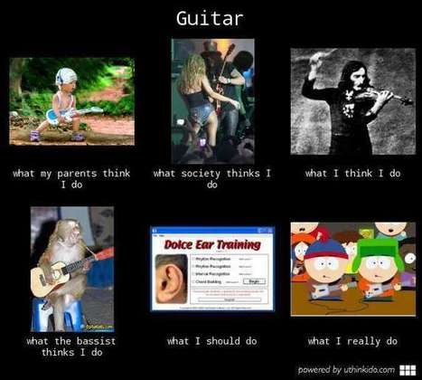 Guitar | What I really do | Scoop.it