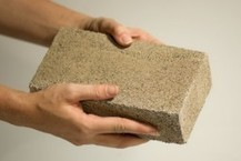 Carbon-Free, Biologically-Grown Bricks Win Green Business Competition | Ecological Construction | Scoop.it