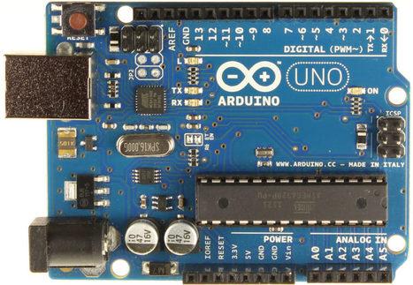 Cours complet sur Arduino proposé par le site edurobot.ch | Sciences & Technology | Scoop.it