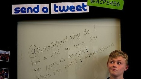 Twitter In My Classroom   Miss Spink On Tech   Personal [e-]Learning Environments   Scoop.it