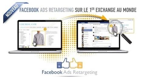 Premiers résultats du Facebook Exchange | Communication Digital x Media | Scoop.it