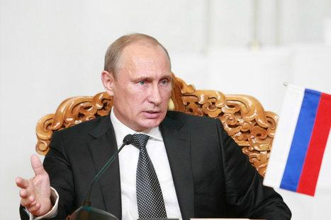 L'Etat islamique menace de «détrôner» Poutine ' Histoire de la Fin de la Croissance ' Scoop.it