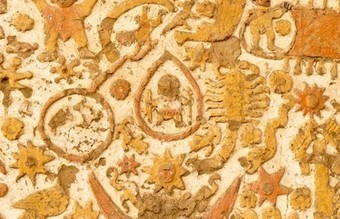 Moche Mural in Peru Revealed in Stunning Detail | Ancient cities | Scoop.it