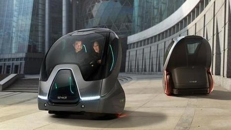 The cars we'll be driving in the world of 2050 | FutureChronicles | Scoop.it