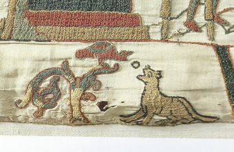 Aesop's Fables and the Bayeux Tapestry | History Curiosity | Scoop.it