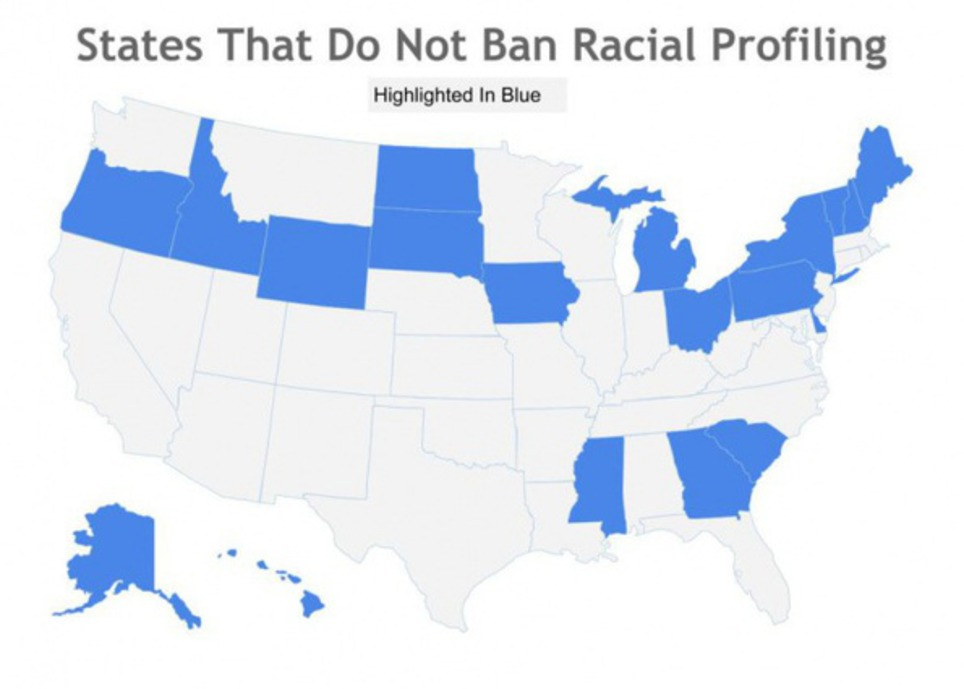 the issues of the racial profiling in the law enforcement of the united states Social justice brief »1« racial profiling is one  law enforcement in recent months, the united states has  law enforcement and judiciary systems the issue.