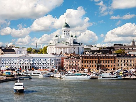 Helsinki A to Z: A Guide to the City's Shopping, Food, and More   Finland   Scoop.it