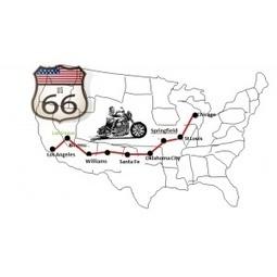 Nouveau : La Route 66 en Harley Davidson. 17 jours - 15 nuits à partir de 2480€ par pers.   goodwayvoyages   Scoop.it