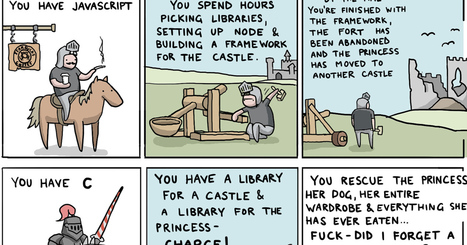 How To Save The Princess In 8 Programming Languages | opexxx | Scoop.it