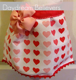 Daydream Believers Designs: Tutorial, Make a toddler apron from a tea towel! | Easy Sewing Projects for Kids | Scoop.it