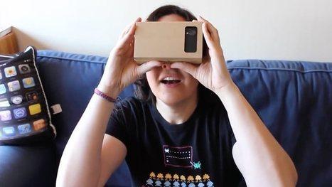 10 apps de realidad virtual para Google Cardboard | realidad virtual | Scoop.it