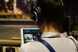 """La réalité augmentée au service de l'art, l'exemple de """"L'atelier du peintre"""" de Gustave Courbet au musée d'Orsay   exhibiting   Scoop.it"""