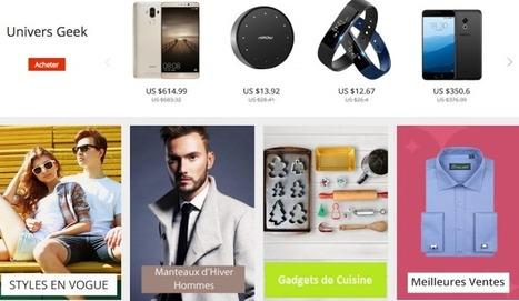 « Sur AliExpress, les coques d'iPhone sont trois fois moins chères » assure son patron en France | Geeks | Scoop.it