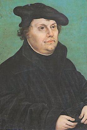 Martin Luther (1483 - 1546)L'initiateur de la Réforme - SERPENT -  LIBERTAIRE | Allemagne | Scoop.it