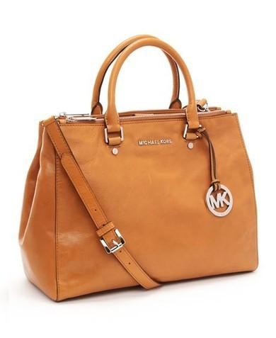 MICHAEL Michael Kors Shoulder Bags leather Blac