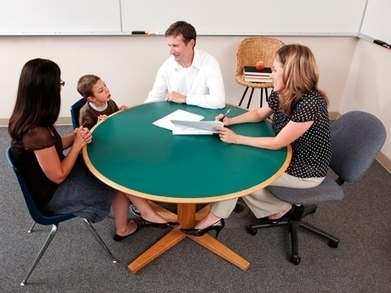 9 Tips for Organizing Family Conferences | Teaching and Professional Development | Scoop.it