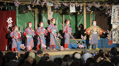 As A Japanese Mountain Village Shrinks, So Do Its Prospects For Kabuki | Cultural Geography | Scoop.it