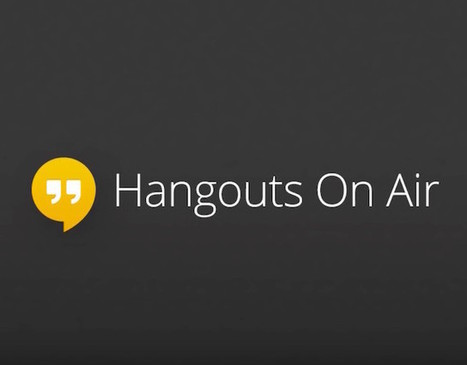 15 Creative Ways to Get The Most Out of Google Hangouts via @MakeUseOf | Collaborative learning with technology | Scoop.it