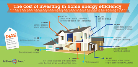 Is home energy efficiency a good investment? - Trillion Fund | Home Performance | Scoop.it