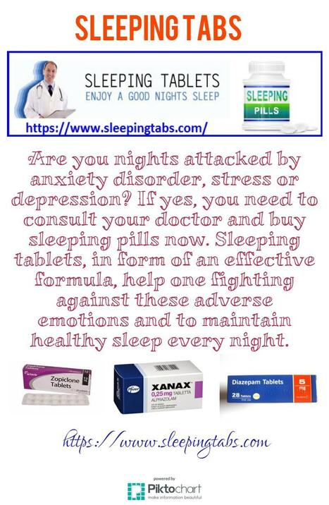 Sleeping tablets online' in Sleeping tabs | Scoop it