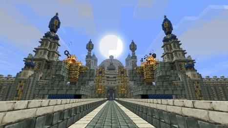 The Best Of Minecraft Architecture - Kotaku Australia | 3D Virtual-Real Worlds: Ed Tech | Scoop.it