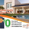 Setup a complete solar system for your home at a low price!