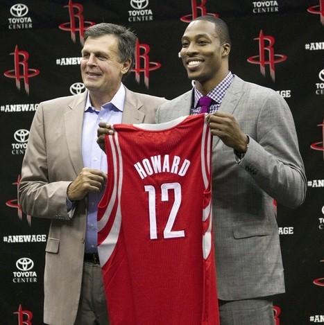 73bc94ff2c3e Houston Rockets finally rope in Dwight Howard - Sport Balla