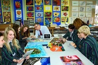 The King's School Chester   iPads in UK Schools   Scoop.it