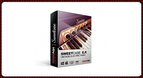Sweetcase Vintage Electric Piano VST & AU P