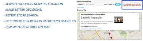 Extensions - [New] Search Products Nearby - Make Better Decisions | opencart | Scoop.it