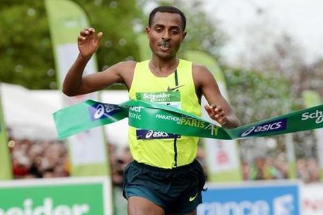 Kenenisa Bekele chute et abandonne au marathon de Dubaï | courir longtemps | Scoop.it