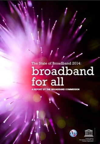 African highlights from 'State of Broadband 2014′ report | African media futures | Scoop.it