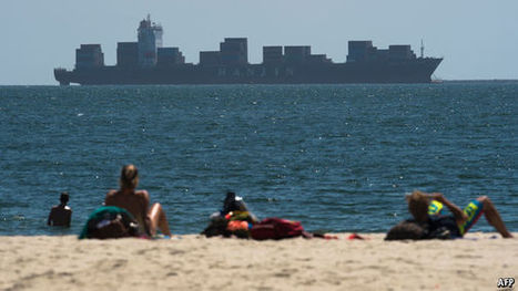 Why billions of dollars of goods are stuck at sea   International Trade   Scoop.it