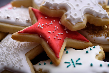 How to Make Sugar Cookies | @FoodMeditations Time | Scoop.it