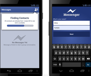 Facebook Messenger for Android drops account requirement, taking on SMS and WhatsApp | leapmind | Scoop.it