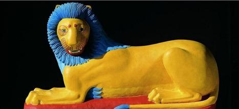 A quoi ressemblent les sculptures de l'Antiquité en couleur ? | Bibliothèque des sciences de l'Antiquité | Scoop.it