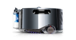 Dyson eye 360 promet une meilleure aspiration que ses concurrents | Les robots domestiques | Scoop.it