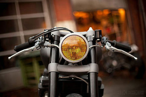 Wrenchmonkees Yamaha XJR1300 | FASHION & LIFESTYLE! | Scoop.it