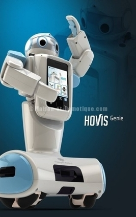 CP Innorobo 2013, le sommet dédié à la robotique   Domotique  et robotique sur Internet   Une nouvelle civilisation de Robots   Scoop.it