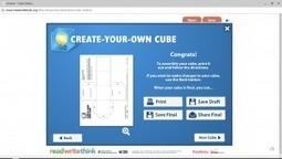 cube creator: une solution pour créer des flash cards papier sous forme de cube – Le coutelas de Ticeman | Les outils du numérique au service de la pédagogie | Scoop.it
