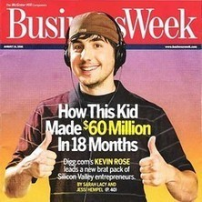 Kevin Rose: Digg Failed Because 'Social Media Grew Up' - Digits ... | Social Media in Journalism Today | Scoop.it