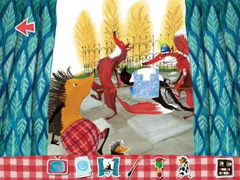 [Dutch] Digitale prentenboeken en educatieve apps in de kinderopvang   Digitale prentenboeken   Scoop.it