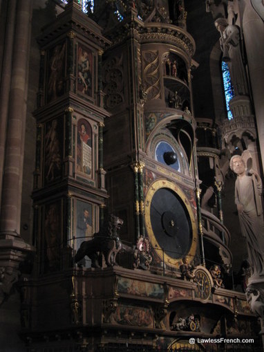 Cathédrale de Strasbourg - French Reading Comprehension | French and France | Scoop.it