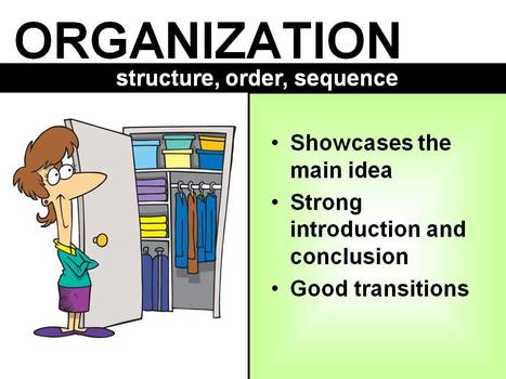 Farr-Out Links to Learning » Organization Trait | 6-Traits Resources | Scoop.it