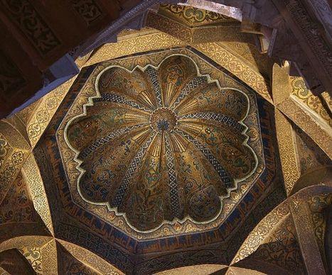 Déco plafonds et koubbas au Maroc style ...