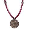 Pave Diamond Necklace | Diamond Jewelry | GemcoDesigns